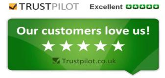 TrustPilot Reviews Logo