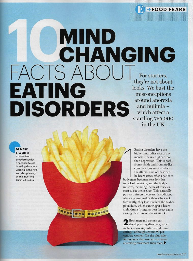 10 Mind Changing Facts About Eating Disorders