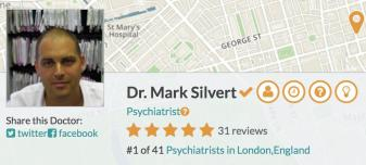 Mark Silvert - RateMDs Reviews