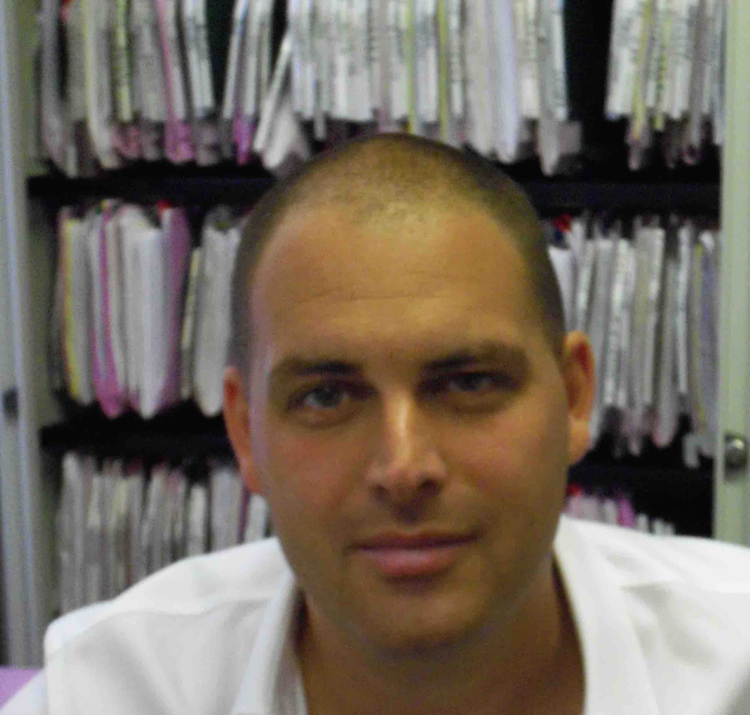 Photo of Dr Mark Silvert private psychiatrist at the Blue Tree Clinic